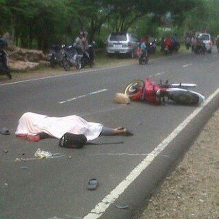 Kecelakaan JLS