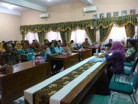 UBSI Surakarta Memberikan masukan untuk Pengembangan KTSP dan Perangkat pembelajaran SMKN 1 Karanganyar