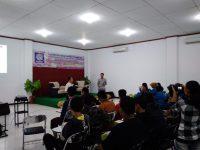 """UBSI Solo Adakan Seminar Dengan Tema Profesionalisme Program Studi """"Kompetensi melalui sertifikat modal penting dalam dunia kerja"""""""