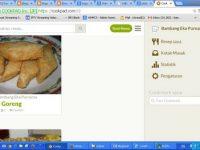 CookPad.COM Portal untuk menyimpan resep masakan secara online