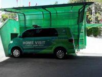 Mobil Home Visit RSDM Untuk Menangani Pasien diluar Jangkauan Rumah Sakit