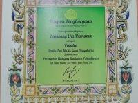 Panitia Lomba Tari Klasij Gaya Yogyakarta