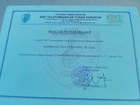Penguji UPK SMK Telkom Tunas Harapan Salatiga