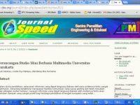 Perancangan Studio Mini Berbasis Multimedia Universitas Surakarta