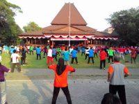 SKPD Solo Adakan Agenda Olahraga Jelang 17 Agustus