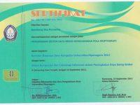 Seminar Nasional Informatika dan Komputer UNDIP