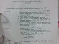 Tim Teknis Kopertis 6 Jawa Tengah