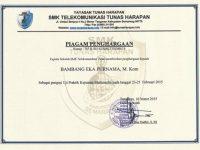 Penguj UPK Multimedia SMK Telkom Tunas Harapan Salatiga